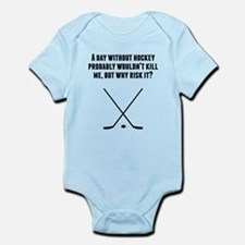 A Day Without Hockey Body Suit