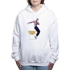 Channing Tatum MMXXL Women's Hooded Sweatshirt