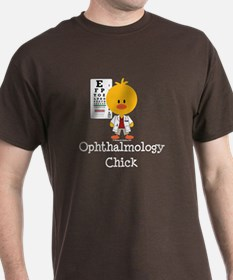 Ophthalmology Ophthalmologist Chick T-Shirt