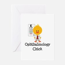 Ophthalmology Ophthalmol Greeting Cards (Pk of 10)