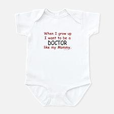 Doctor (Like My Mommy) Onesie