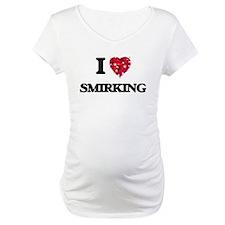 I love Smirking Shirt