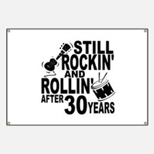 Rockin And Rollin After 30 Years Banner