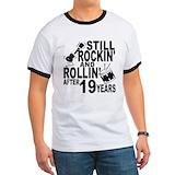 Anniversary 19th Ringer T