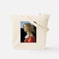 Simonetta Vespucci by Sandro Botticelli Tote Bag