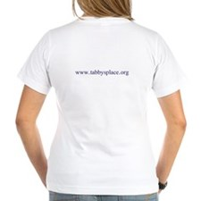 Womens Tabby's Place Logo T-Shirt