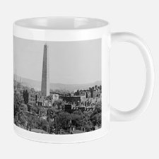 Vintage Photograph of Charlestown Massachuset Mugs