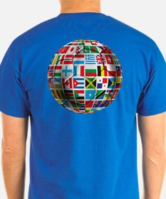 World Soccer Ball T-Shirt