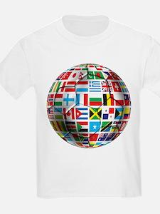 World Soccer Ball T-Shirt