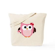 Be My Valentine Owl Tote Bag