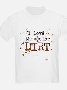Color of Dirt T-Shirt
