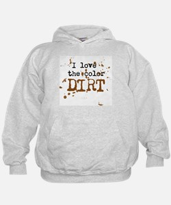 Color of Dirt Hoodie