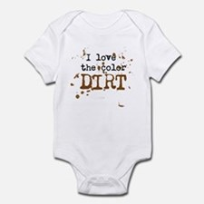 Color of Dirt Onesie