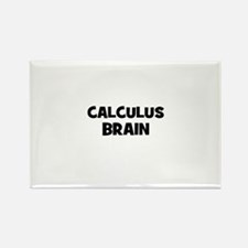 Calculus Brain Rectangle Magnet (10 pack)