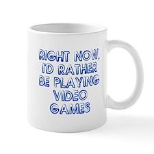 Play Video Games Small Mug