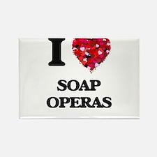 I love Soap Operas Magnets