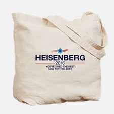 Heisenberg 2020 Tote Bag