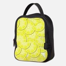 Lemons Neoprene Lunch Bag