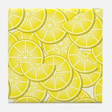 Lemons Tile Coaster