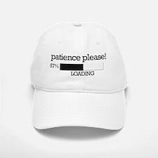 Patience please... loading Baseball Baseball Cap