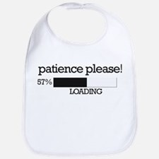 Patience please... loading Bib