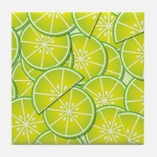 Limes Tile Coaster