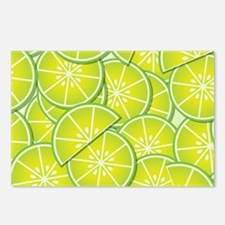 Limes Postcards (Package of 8)
