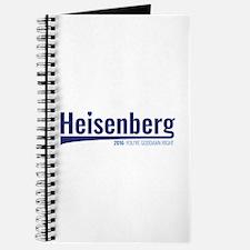 Heisenberg GD Right Journal