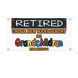Retirement Banners