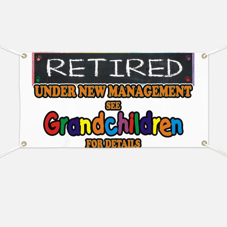 Retired Under New Management Banner