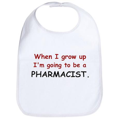 Pharmacist (When I Grow Up) Bib
