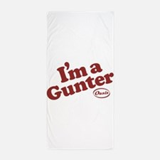 Gunter2 Beach Towel