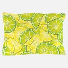 Lemon Lime Pillow Case