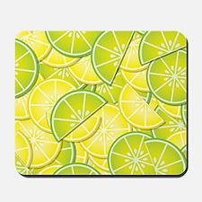 Lemon Lime Mousepad