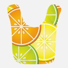Citrus Fruit Bib