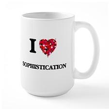 I love Sophistication Mugs