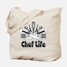 Chef Life Tote Bag