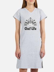 Chef Life Women's Nightshirt