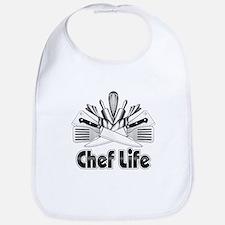 Chef Life Bib