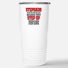 Stepdads step up Travel Mug