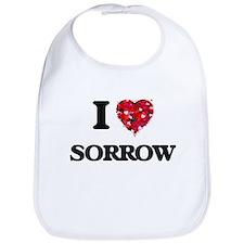 I love Sorrow Bib