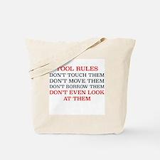 Funny Tools Tote Bag
