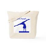 Gymnastics Tote Bag - Believe