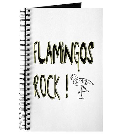 Flamingos Rock ! Journal