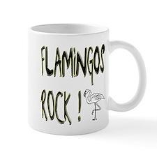 Flamingos Rock ! Mug