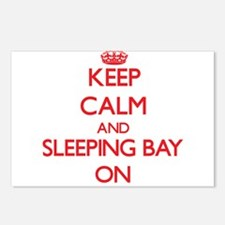 Keep calm and Sleeping Ba Postcards (Package of 8)