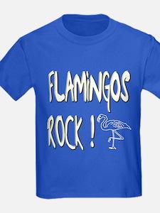 Flamingos Rock ! T
