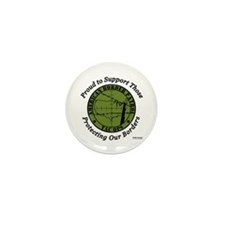 Border Patrol Mini Button (10 pack)