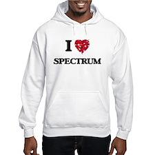 I love Spectrum Hoodie
