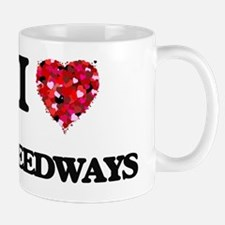 I love Speedways Mug